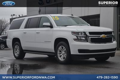 2015 Chevrolet Suburban  for sale VIN: 1GNSKJKC2FR184269