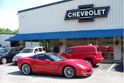 Mann Chevrolet Buick Image 4