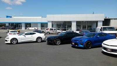 Titus Will Chevrolet In Tacoma Including Address Phone Dealer Reviews Directions A Map Inventory And More