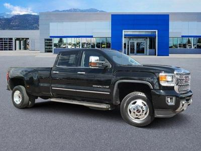 GMC Sierra 3500 2018 for Sale in Colorado Springs, CO