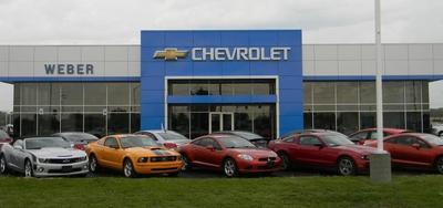 Weber Chevrolet Granite City Image 1