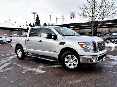Nissan Titan 2017 for Sale in Colorado Springs, CO