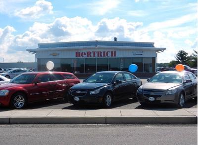 Hertrich Chevrolet of Denton Image 3