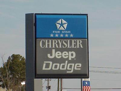 Fred Frederick Chrysler Dodge Jeep RAM Image 3