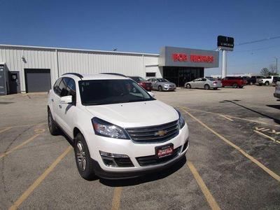 Chevrolet Traverse 2017 a la venta en Decatur, IL