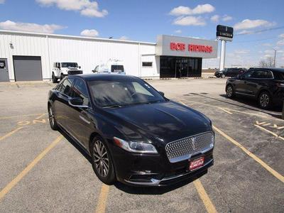 Lincoln Continental 2017 for Sale in Decatur, IL