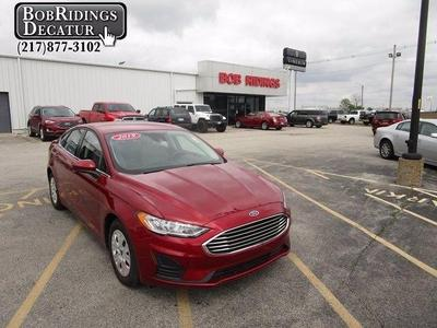 Ford Fusion 2019 a la venta en Decatur, IL