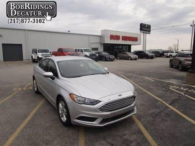 Ford Fusion 2018 for Sale in Decatur, IL
