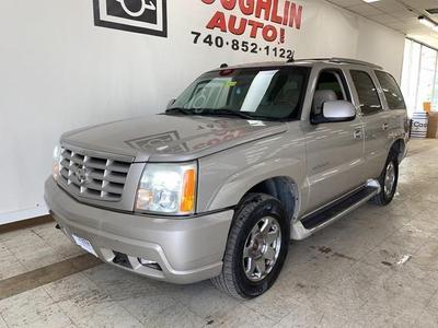 2004 Cadillac Escalade  for sale VIN: 1GYEK63N04R309490