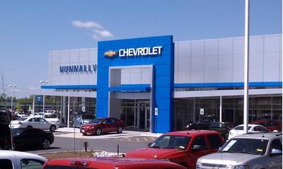 George Nunnally Chevrolet Image 1