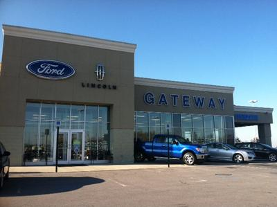 Gateway Ford Lincoln Nissan Image 1