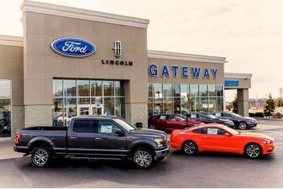 Gateway Ford Lincoln Nissan Image 3