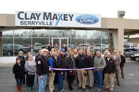 Clay Maxey Ford of Berryville Image 2