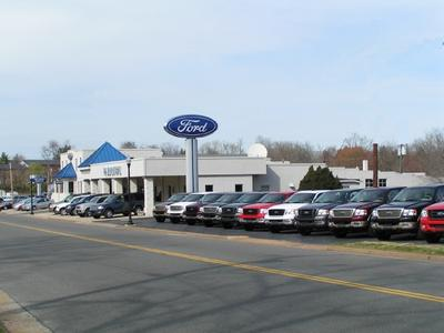 Parrish Ford Image 1