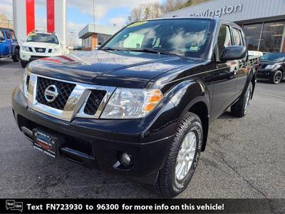 Nissan Frontier 2015 a la Venta en Covington, VA