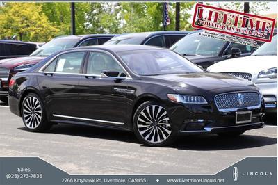 Lincoln Continental 2020 a la venta en Livermore, CA