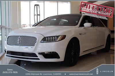 Lincoln Continental 2020 for Sale in Livermore, CA