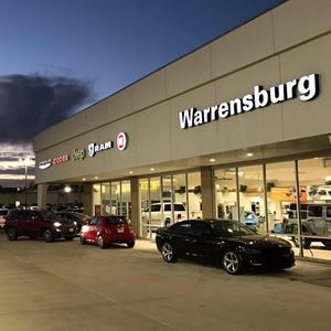 Warrensburg Chrysler Jeep Dodge RAM Image 5