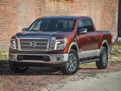 Nissan Titan 2019 for Sale in Colorado Springs, CO
