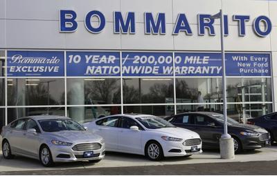 Bommarito Ford Image 4