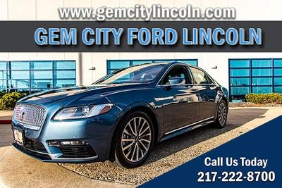 Lincoln Continental 2018 for Sale in Quincy, IL