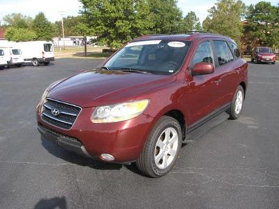 2009 Hyundai Santa Fe Limited for sale VIN: 5NMSH13E39H249047