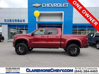 Chevrolet Silverado 1500 2020 for Sale in Claremore, OK