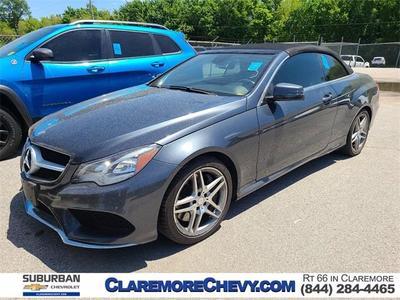 Mercedes-Benz E-Class 2014 for Sale in Claremore, OK