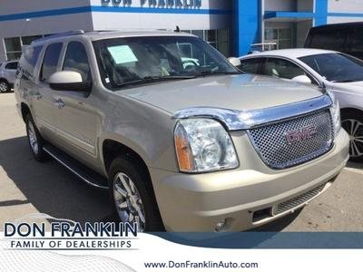 2009 GMC Yukon XL Denali for sale VIN: 1GKFK06299R287817