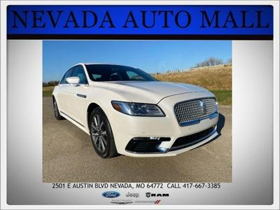 Lincoln Continental 2018 for Sale in Nevada, MO
