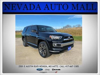 Toyota 4Runner 2018 for Sale in Nevada, MO