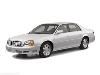 2002 Cadillac DeVille Base for sale VIN: 1G6KD54Y32U161595