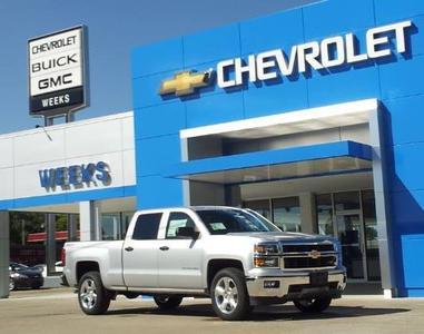 Weeks Chevrolet Buick GMC Image 1