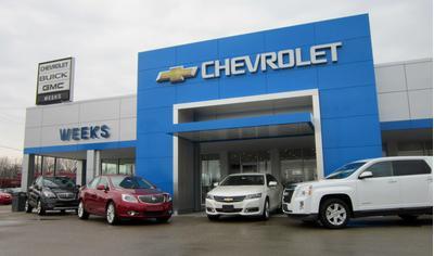 Weeks Chevrolet Buick GMC Image 4