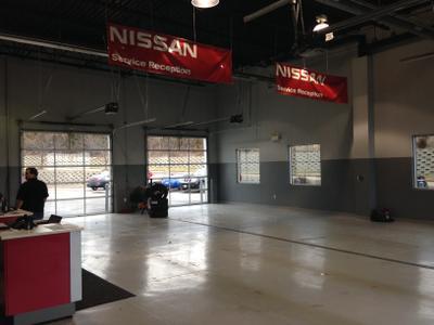Al West Nissan Image 2