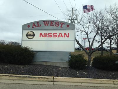 Al West Nissan Image 8
