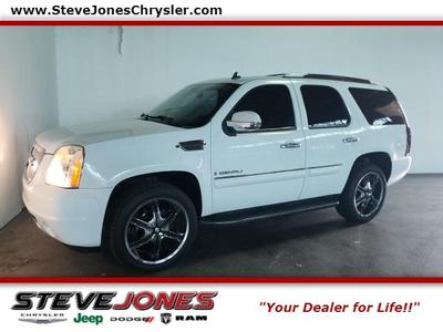 2007 GMC Yukon Denali for sale VIN: 1GKFK63887J218771