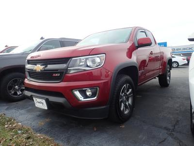 Chevrolet Colorado 2017 for Sale in North Vernon, IN