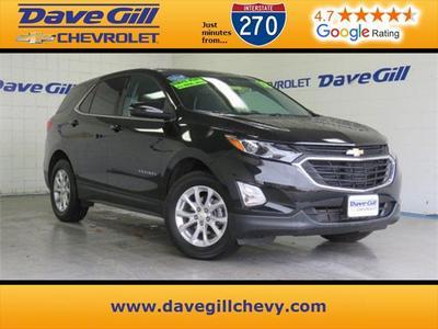 2018 Chevrolet Equinox LT for sale VIN: 2GNAXSEV5J6219018