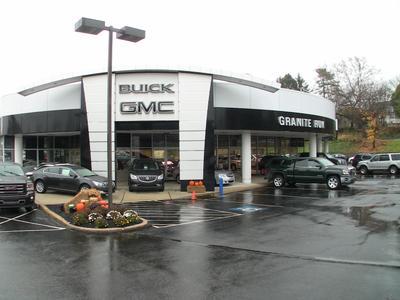 Granite Run Buick GMC Image 1