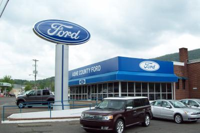 Ashe County Ford Inc Image 1