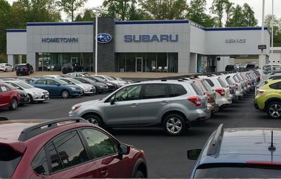 Hometown Subaru Image 2