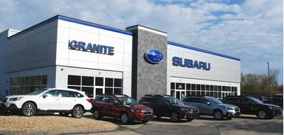 Granite Subaru Image 1