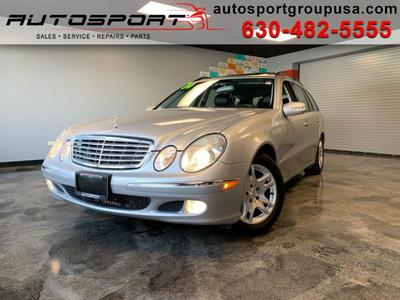Mercedes-Benz E-Class 2004 for Sale in West Chicago, IL
