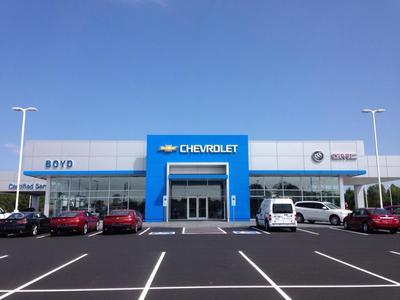 Boyd Chevrolet Buick GMC of Emporia Image 3
