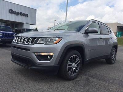 2019 Jeep Compass Latitude for sale VIN: 3C4NJCBB6KT706687
