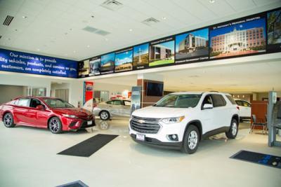 Dan Hecht Chevrolet Toyota Image 5