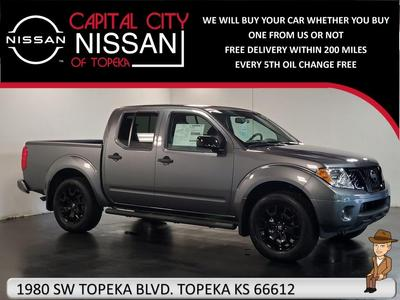 Nissan Frontier 2021 for Sale in Topeka, KS