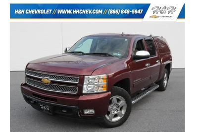 Chevrolet Silverado 1500 2013 for Sale in Shippensburg, PA