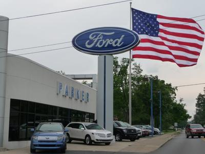 Parker Ford-Lincoln Image 2